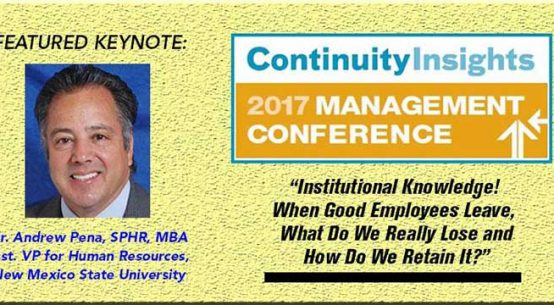 andrew pena 2017 management conference