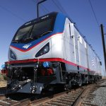 Amtrak New Locomotive Long