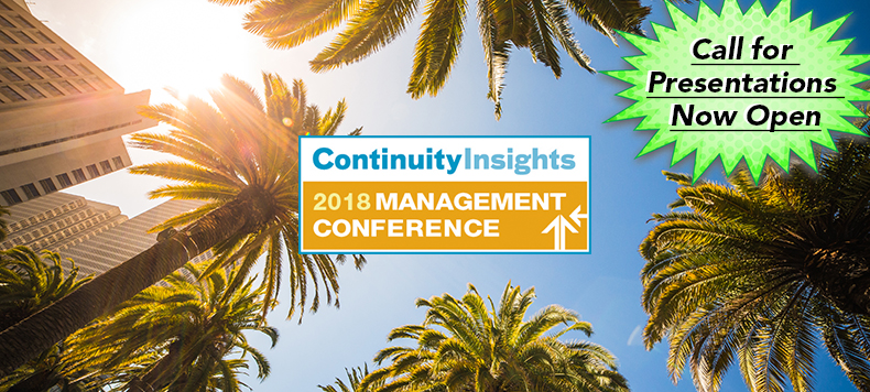 16th Annual Continuity Insights Management Conference