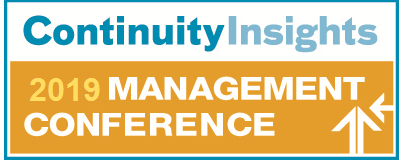 2019 Continuity Insights Management Conference Proceeding – (G) SME